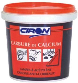 Carbure de calcium - 500 g