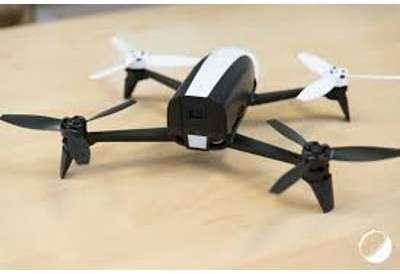 Drone Bebop 2 blanc