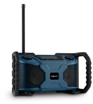 OneConcept Worksite Radio