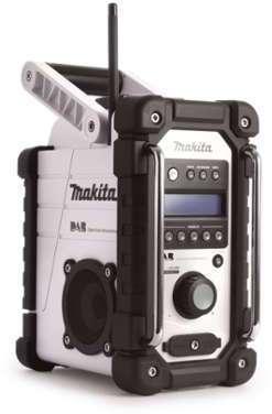 Radio de chantier MAKITA DMR104W