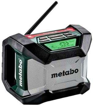 Metabo radio de chantier r12-18bt