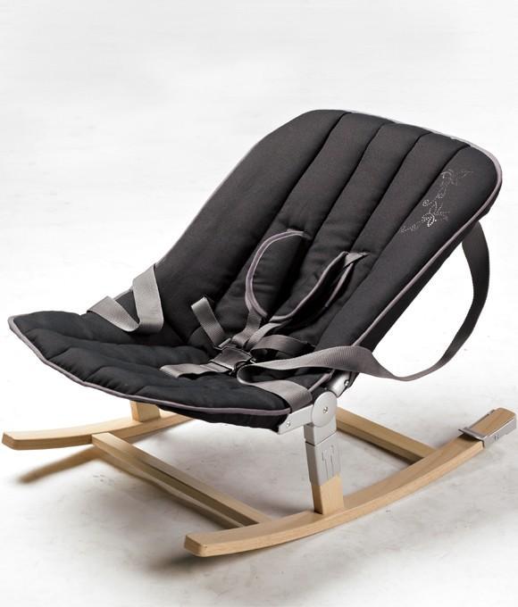 vidaxl c chaise longue bascule en bois. Black Bedroom Furniture Sets. Home Design Ideas