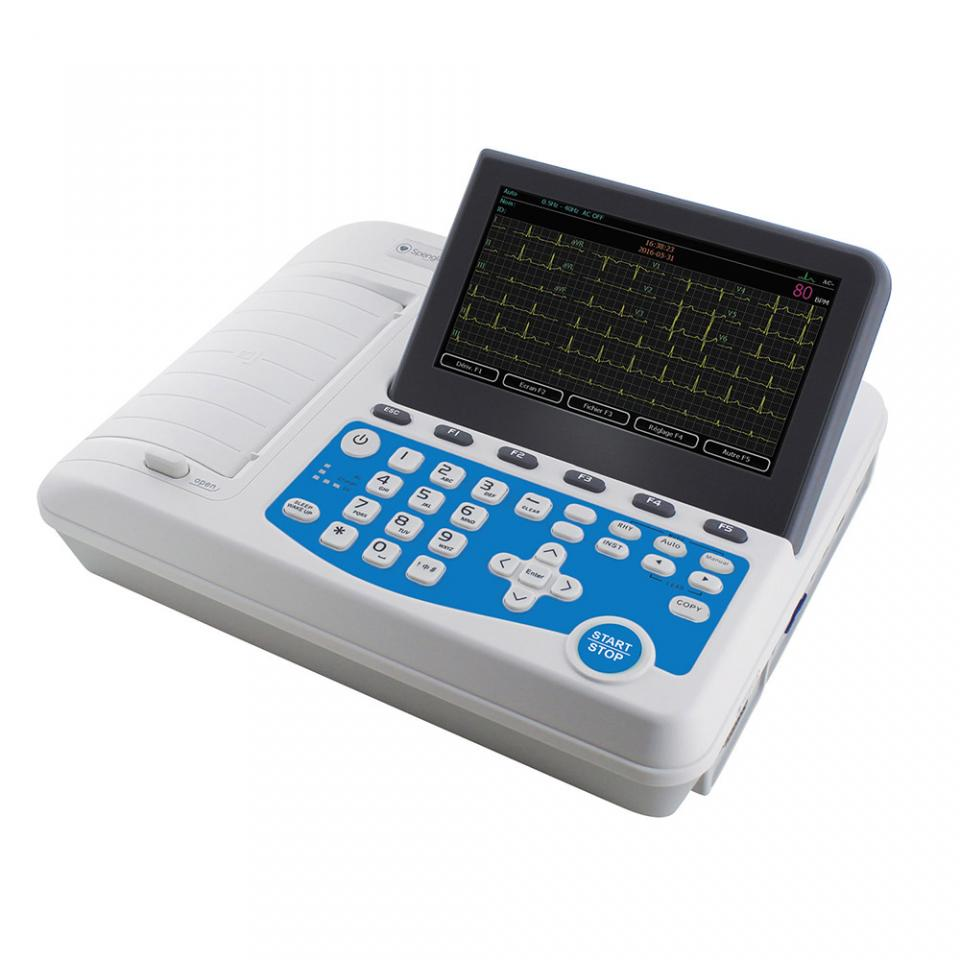 Recherche electrocardiographe du guide et comparateur d 39 achat for Recherche achat