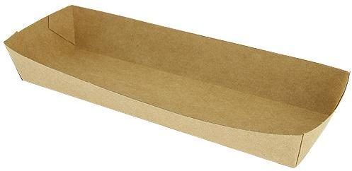 Barquette carton hot dog