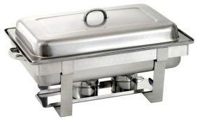 Chafing dish GN 1 1 empilable