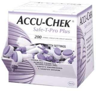 Roche Accu-Chek Safe-T-Pro-Plus