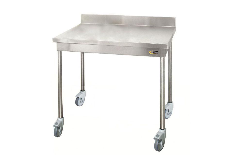 Recherche table du guide et comparateur d 39 achat for Table inox de cuisine