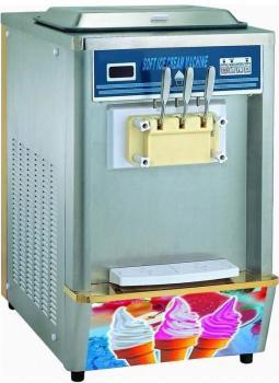 Machine à glaces à l italienne