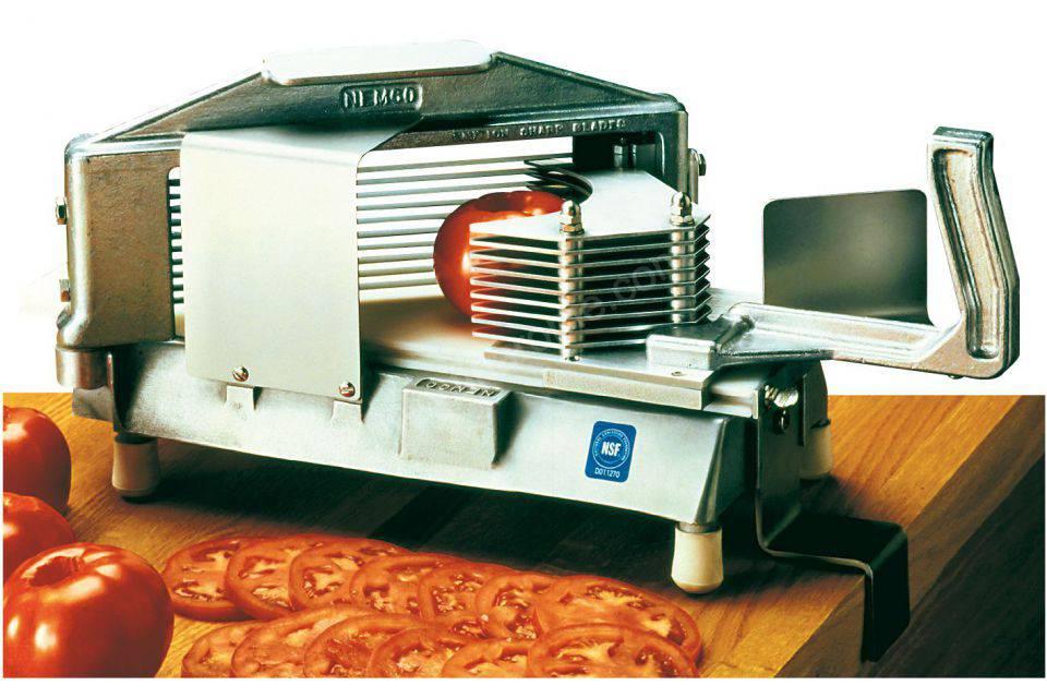 Reber accessoire press tomates pour hachoir viande - Coupe tomate professionnel ...