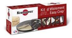 Kit d étalement de pâte pour