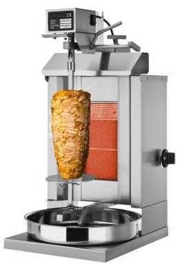 Machine à kébab 1 brûleur