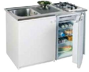 Kitchenette 1000 Eco 400 Evier