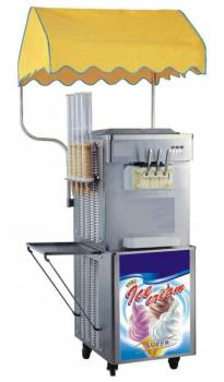 Machine à Glaces italienne