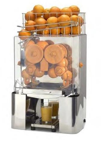 Machine à jus d orange standard-