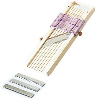 Mandoline japonaise professionnelle