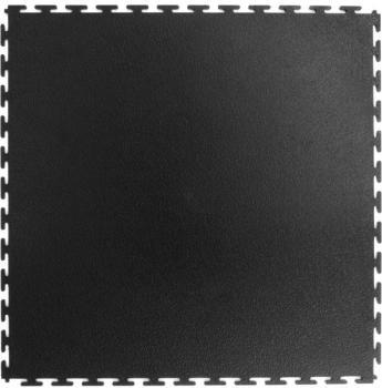Dalles PVC Martelé noir