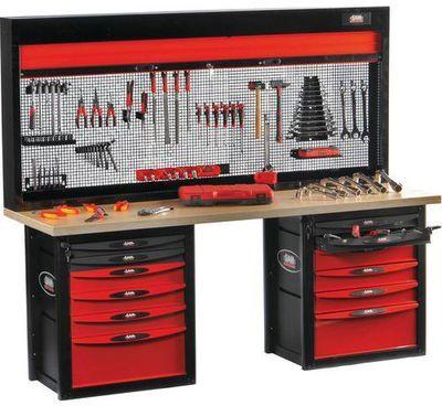 Composition de 549 outils