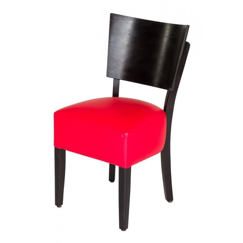 Recherche chaise du guide et comparateur d 39 achat for Chaise bois rouge