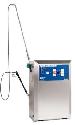 Nettoyeur HP eau chaude triphasé
