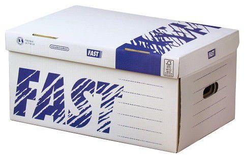 Caisse conteneur carton archive