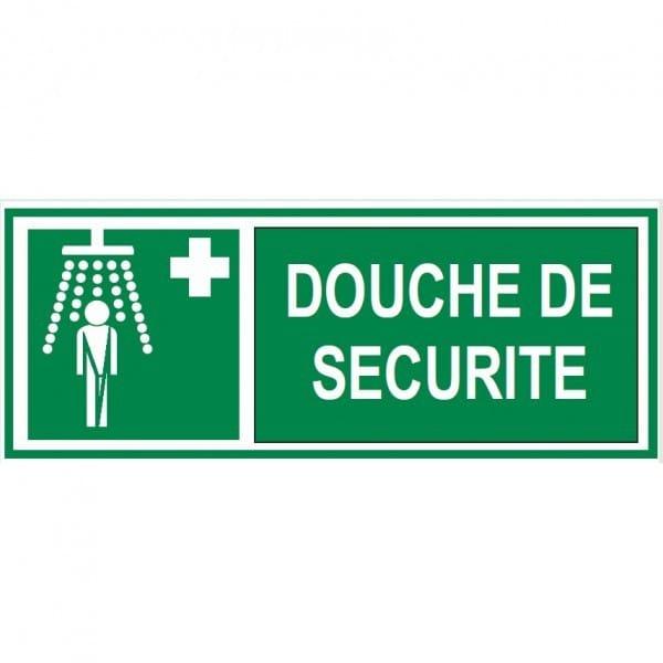 Recherche pictogramme de securite du guide et comparateur d 39 achat - Reglementation douche de securite ...