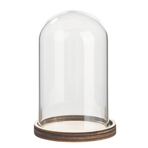 Catgorie matriels activits manuelles du guide et comparateur d 39 achat - Cloche en verre avec socle ...