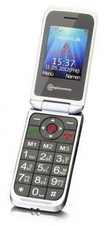 Téléphone mobile à grosses