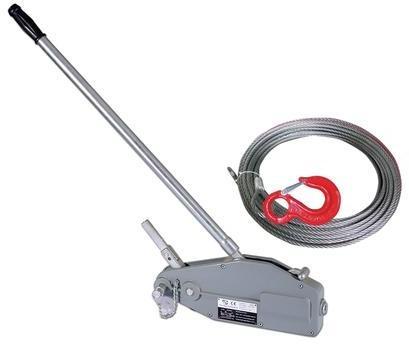 Tire-fort tire-câble manuel