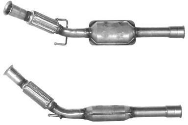 Catalyseur PEUGEOT 406 2 0HDi