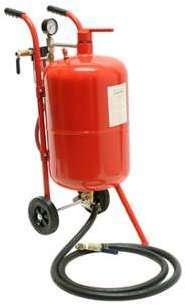 Sableuse mobile 38 litres