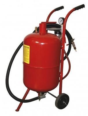Sableuse mobile 76 litres