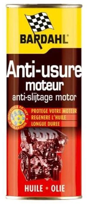 Anti usure moteur 400 ml BARDAHL