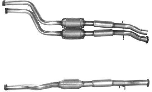 Catalyseur BMW M3 3 2