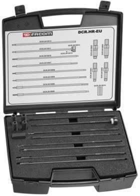 Coffret extracteur électrode