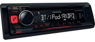 Autoradio Kenwood CD avec