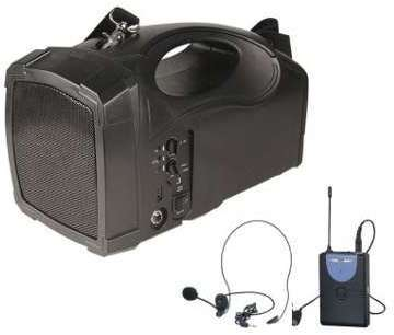 Sono Portable Megaphone Port4bt-h
