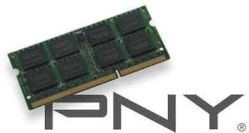 Mémoire PC portable PNY SO-DIMM