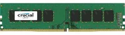 CRUCAL 4 Go - 2400 Mhz - CL17