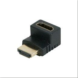 ADAPTATEUR HDMI OR M F COUDE