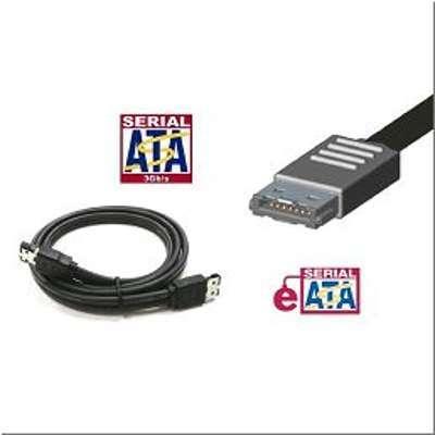 Câble eSATA blindé - 50 cm