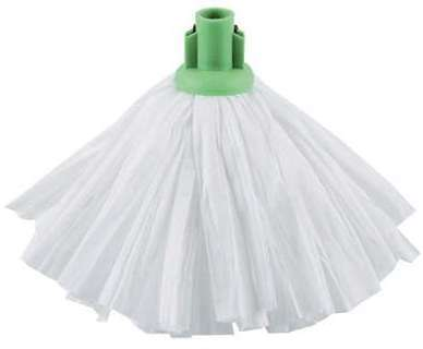 Grand mop traditionnel blanc