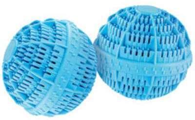 2 boules de lavage en céramique