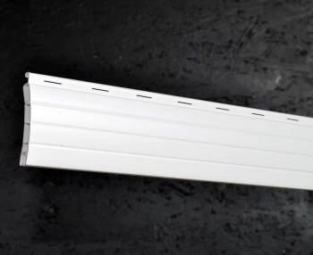 Lame 44mm PVC Blanc 115cm