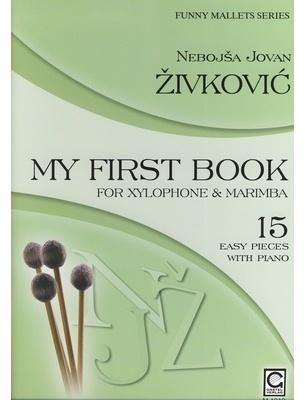 My First Book Xylophone