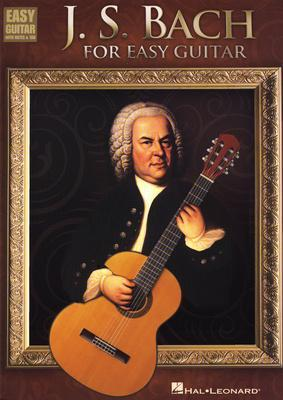 J S Bach for Easy Guitar
