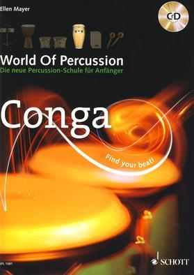 World Of Percussion Conga