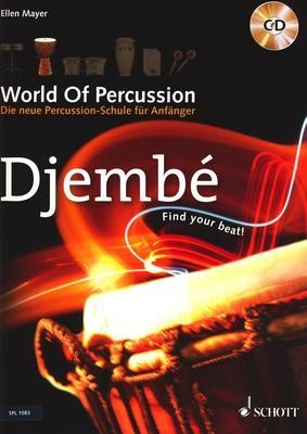 World Of Percussion Djembe