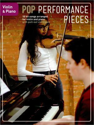 Pop Performance Pieces Violin