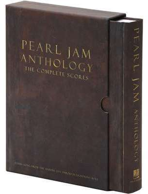 Pearl Jam Anthology Scores