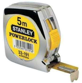 Mètre Powerlock Classic STANLEY